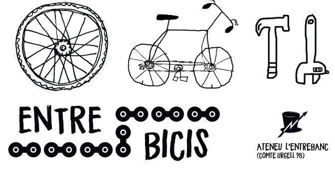 Torna el taller d'autoreparació de bicis